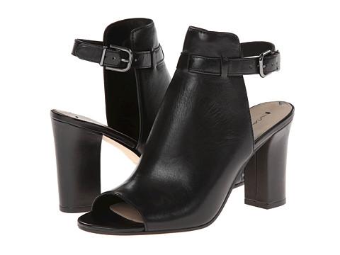 Incaltaminte Femei Via Spiga Fabrizie Black Nappa Leather
