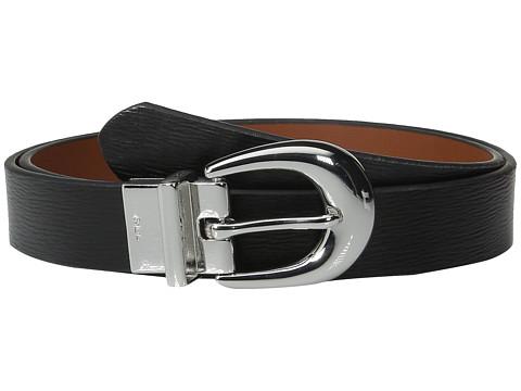 Accesorii Femei LAUREN Ralph Lauren 1quot Saffiano to Smooth Reversible Belt BlackLauren Tan