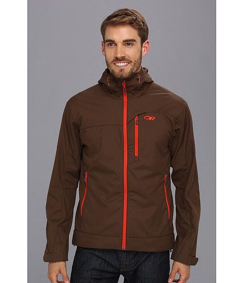 Imbracaminte Barbati Outdoor Research Transfer Hoody EarthDiablo