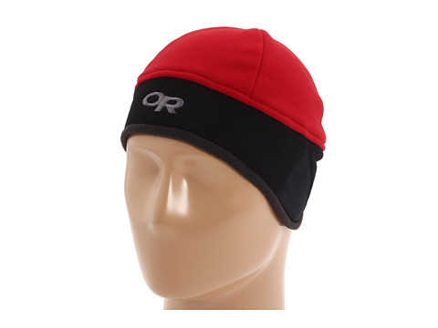Accesorii Femei Outdoor Research Wind Warrior Hat Retro RedBlack