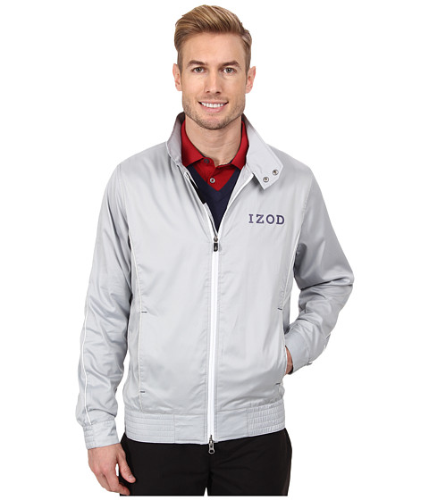 Imbracaminte Barbati IZOD Legends Golf Wind Bomber Jacket High Rise
