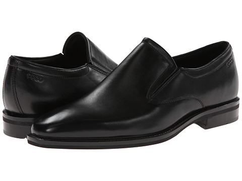 Incaltaminte Barbati ECCO Faro Slip On Black
