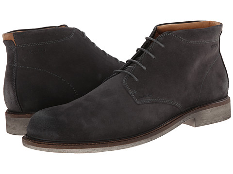 Incaltaminte Barbati ECCO Findlay Chukka Boot MoonlessWalnut