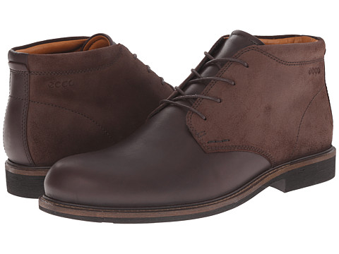 Incaltaminte Barbati ECCO Findlay Chukka Boot CoffeeMocha