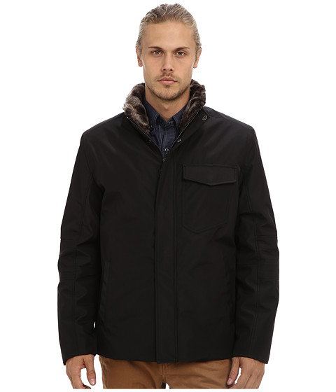 Imbracaminte Barbati Marc New York by Andrew Marc Caldwell Jacket Black