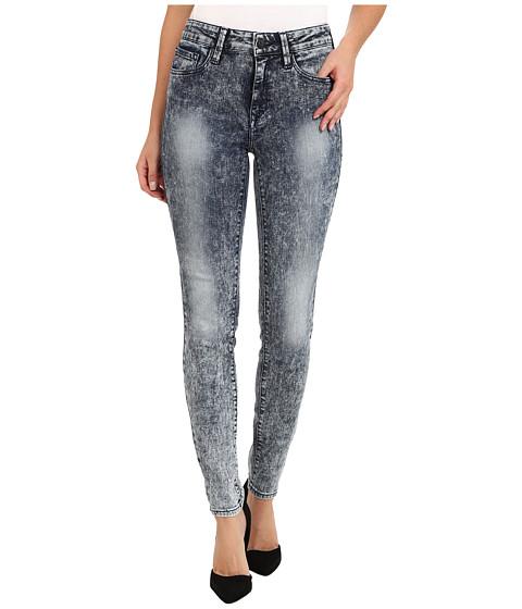 Imbracaminte Femei Mavi Jeans Elisa Highrise Super Skinny Ankle in Light Acid Light Acid