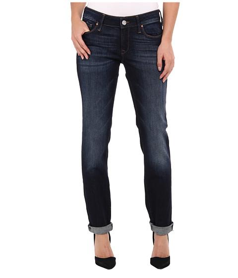 Imbracaminte Femei Mavi Jeans Emma Slim Boyfriend in Deep Brushed Vintage Deep Brushed Vintage