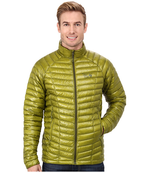 Imbracaminte Barbati Mountain Hardwear Ghost Whisperertrade Jacket Python Green