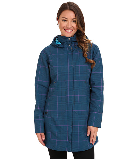 Imbracaminte Femei Outdoor Research Winter Decibelle Jacket Alpine LakeUltraviolet