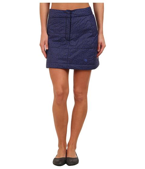 Imbracaminte Femei Mountain Hardwear Trekkintrade Printed Skirt Ebony Blue