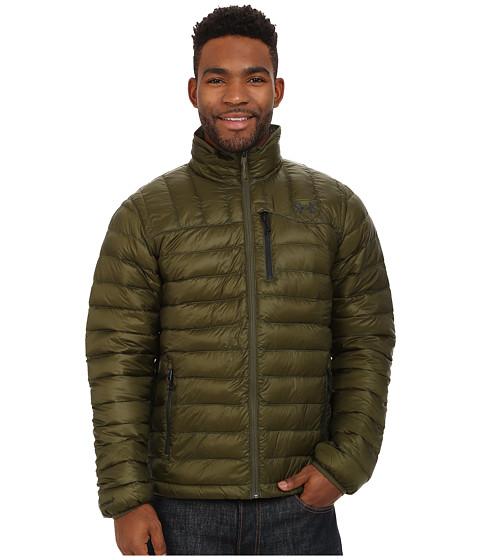 Imbracaminte Barbati Under Armour UA Coldgear Infrared Turing Jacket Greenhead