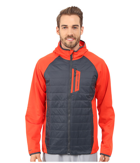 Imbracaminte Barbati Under Armour UA Coldgear Infrared Werewolf Hooded Jacket Fuego