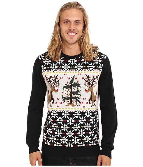 Imbracaminte Barbati Volcom Xxx Mas Sweater Black