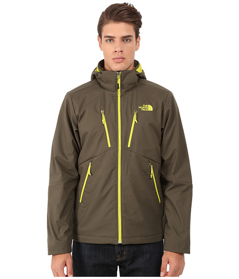 Imbracaminte Barbati The North Face Apex Elevation Jacket Black Ink GreenBlack Ink Green
