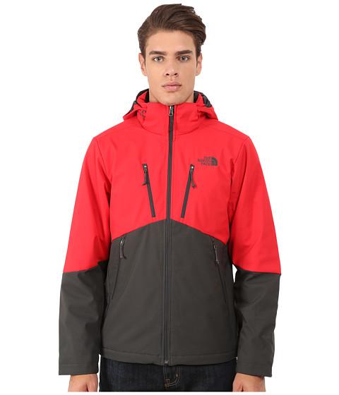 Imbracaminte Barbati The North Face Apex Elevation Jacket TNF RedAsphalt Grey