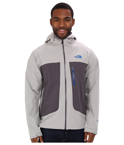 Imbracaminte Barbati The North Face Bashie Stretch Jacket High Rise Grey HeatherValadis Grey