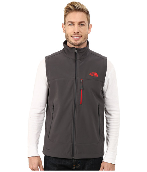 Imbracaminte Barbati The North Face Apex Bionic Vest Asphalt Grey