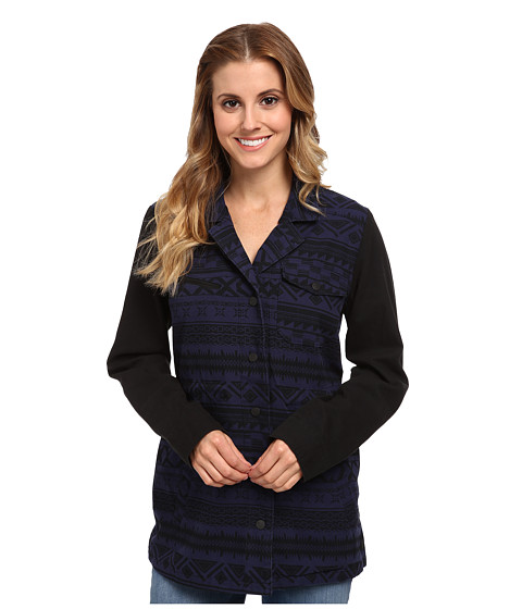 Imbracaminte Femei Hurley Military Long Jacket Midnight Navy Shapes