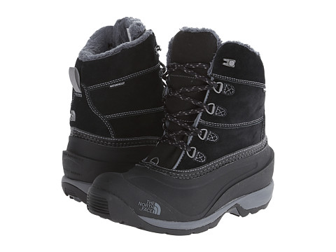 Incaltaminte Femei The North Face Chilkat III TNF BlackZinc Grey (Prior Season)