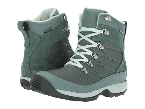 Incaltaminte Femei The North Face Chilkat Nylon Balsam GreenSubtle Green (Prior Season)
