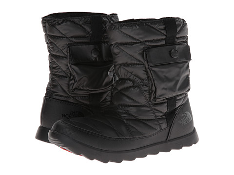 Incaltaminte Femei The North Face ThermoBalltrade Bootie Shiny TNF BlackTNF Black (Prior Season)