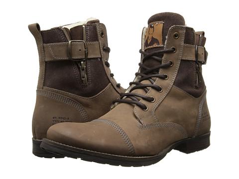 Incaltaminte Barbati Type Z Covington Brown Leather