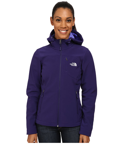 Imbracaminte Femei The North Face Apex Bionic Hoodie Garnet Purple