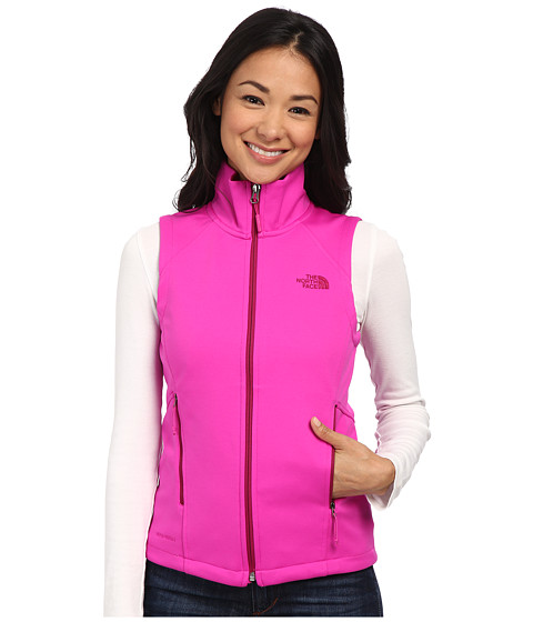 Imbracaminte Femei The North Face Canyonwall Vest Luminous Pink