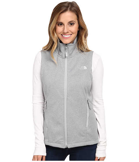 Imbracaminte Femei The North Face Canyonwall Vest Mid Grey Heather