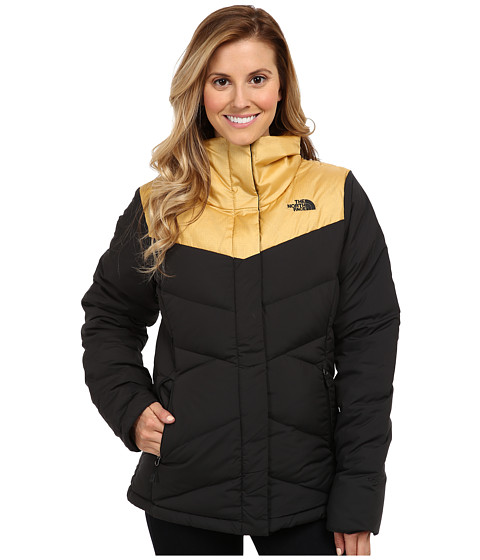 Imbracaminte Femei The North Face Kailash Jacket TNF BlackCurry Gold