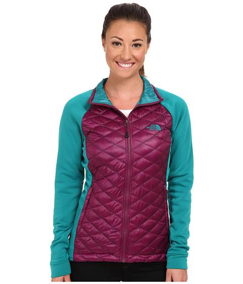 Imbracaminte Femei The North Face Momentum ThermoBalltrade Hybrid Jacket Parlour Purple