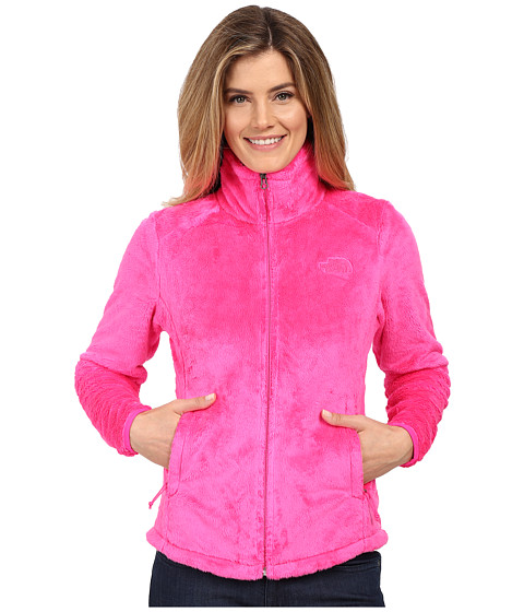 Imbracaminte Femei The North Face Osito 2 Jacket Glo PinkGlo Pink
