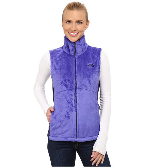 Imbracaminte Femei The North Face Osito Vest Starry PurpleGarnet Purple