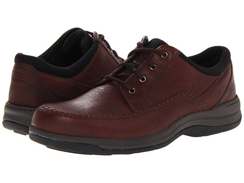 Incaltaminte Barbati Clarks Portland2 Tie Brown Leather