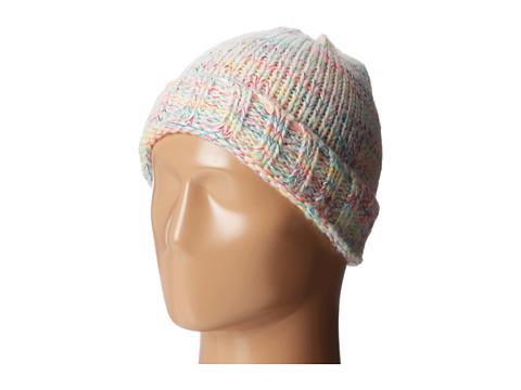Accesorii Femei Steve Madden Light Bright Cuff Hat Cream