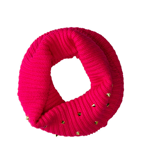 Accesorii Femei Steve Madden Spiked Punch Snood Neon Pink