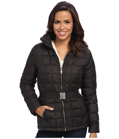 Imbracaminte Femei Cole Haan Light Weight Zip Front Packable Down Black