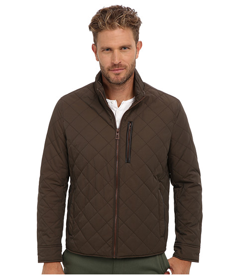 Imbracaminte Barbati Cole Haan Quilted Nylon Jacket Wren