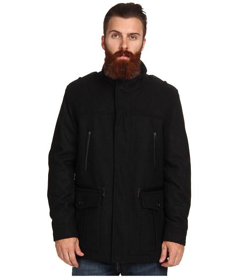 Imbracaminte Barbati Cole Haan Wool Melton Carcoat Castlerock