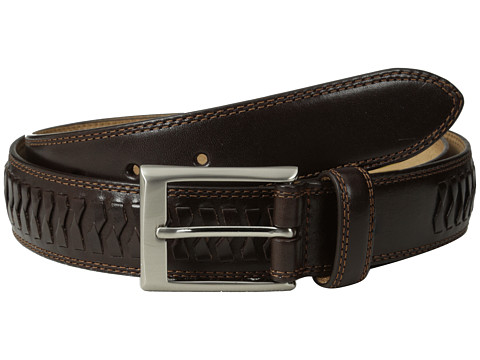 Accesorii Barbati Cole Haan 35mm Whitefield Belt Buckle Chocolate