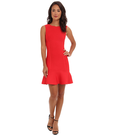 Imbracaminte Femei BCBGMAXAZRIA Padma Dress Red Berry