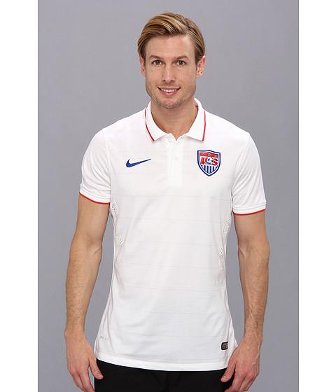 Imbracaminte Barbati Nike USA SS Home Match Jersey Football WhiteGame Royal