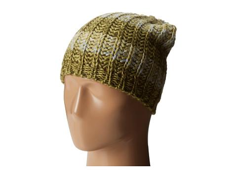 Accesorii Femei BCBGeneration Cozy Stripe Hat with Pom Tusk
