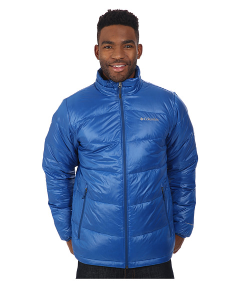 Imbracaminte Barbati Columbia Gold 650 TurboDowntrade Down Jacket Marine Blue
