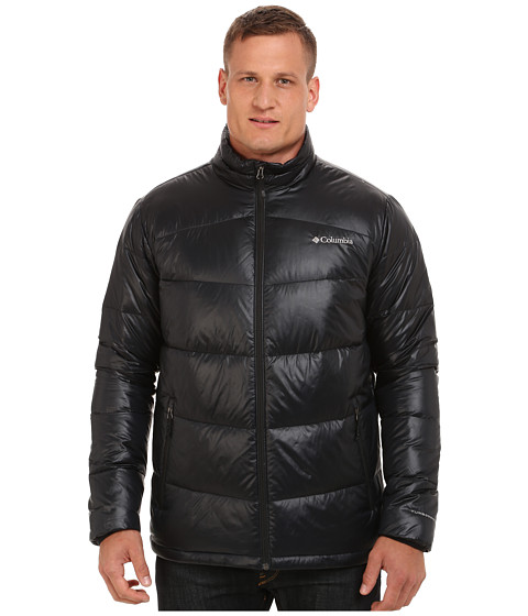Imbracaminte Barbati Columbia Gold 650 TurboDowntrade Down Jacket - Tall Black