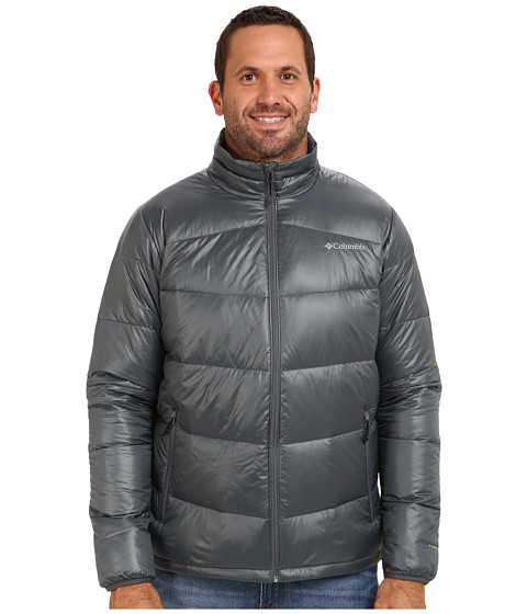 Imbracaminte Barbati Columbia Gold 650 TurboDowntrade Down Jacket - Tall Graphite