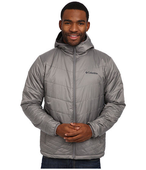 Imbracaminte Barbati Columbia Mighty Lighttrade Hooded Jacket Boulder