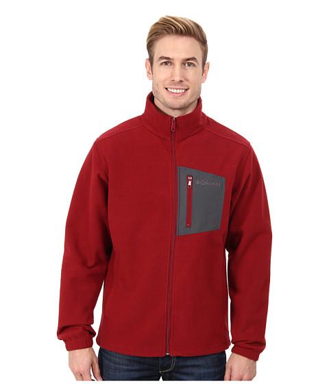 Imbracaminte Barbati Columbia Hot Dotstrade II Full Zip Red Element