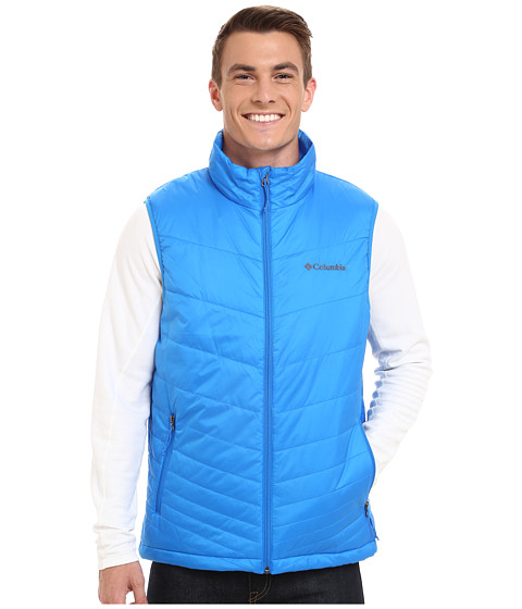 Imbracaminte Barbati Columbia Mighty Lighttrade Vest Hyper Blue