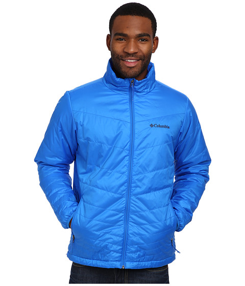 Imbracaminte Barbati Columbia Mighty Lighttrade Jacket Hyper Blue